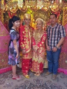 Resepsi Pernikahan Deva dan Hendra