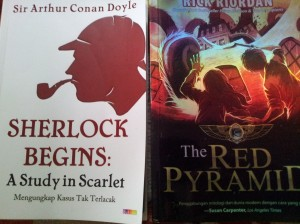 Sherlock Begins dan The Red Pyramid