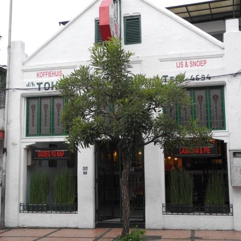 cafe-cafe tua di Braga