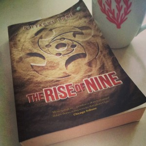The Rise of Nine. Buku ketiga dari serial I'm Number 4