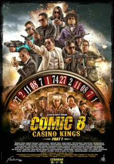 Comic 8 Casino Kings 2015