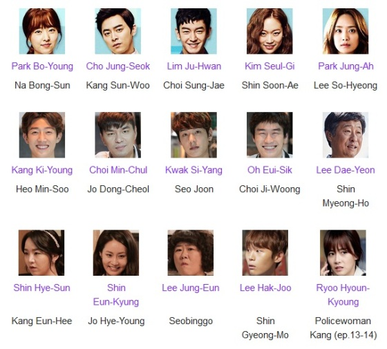cast drakor: oh my ghost