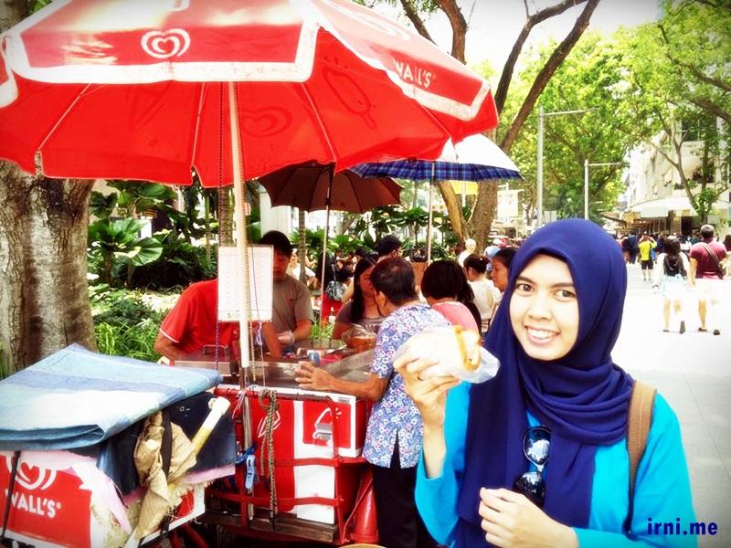 Es Cream Uncle, Singapore