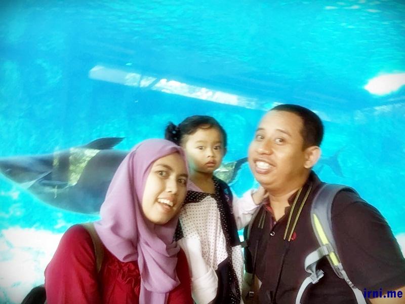 Selfie at river savari