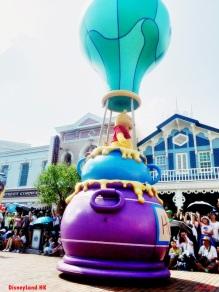Parade Disneyland Hongkong - Winnie The Pooh