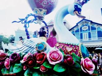 Parade Disneyland Hongkong - Snow white