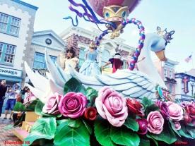 Parade Disneyland Hongkong - Princess