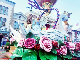 Parade Disneyland Hongkong - Princess