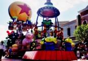 Parade Disneyland Hongkong - Buzz