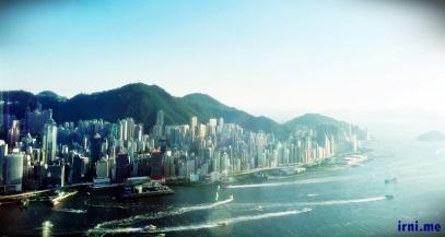 Hongkong dari SKY 100