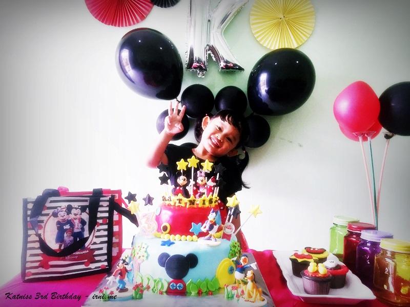 Birthday's Girl