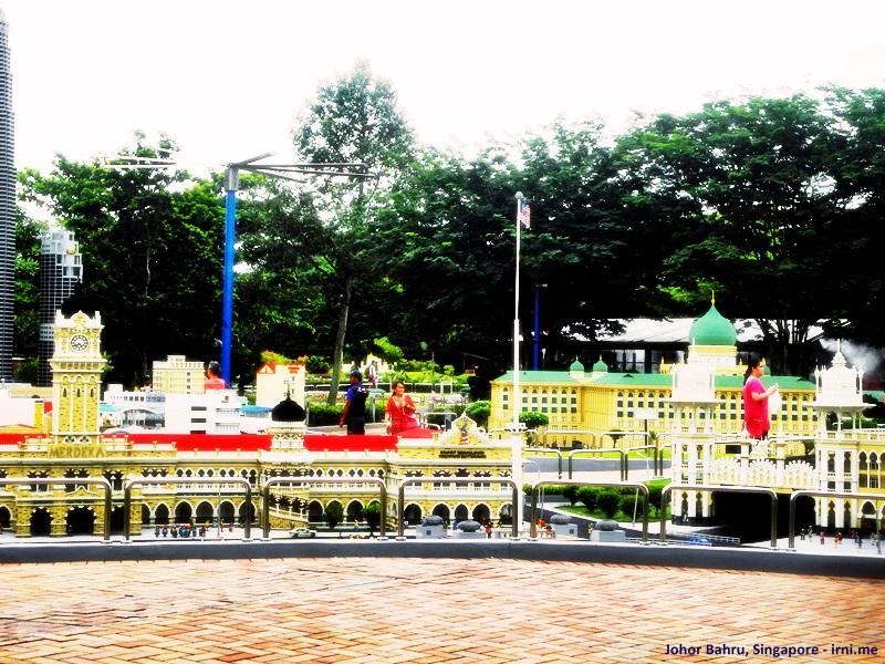 katniss - legoland malaysia 14