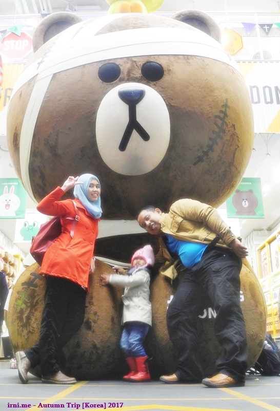 Line Store Myeong Dong