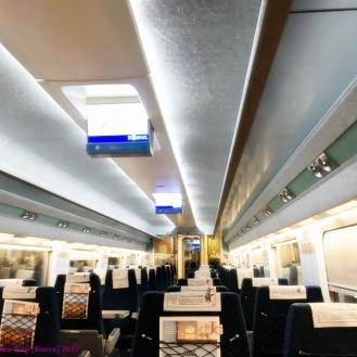 KTX Busan to Seoul