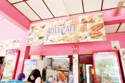 Foodcourt di Oriental Village Langkawi