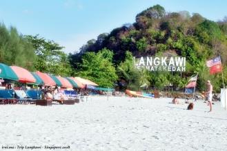 Pantai Cenang Langkawi