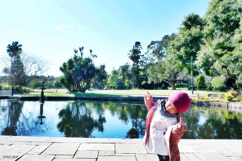 Liburan di Sydney : Royal Botanic Garden, The Rock dan BondiBeach