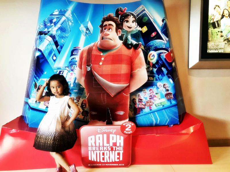 Ralph Break The Internet : Film Anak-Anak?