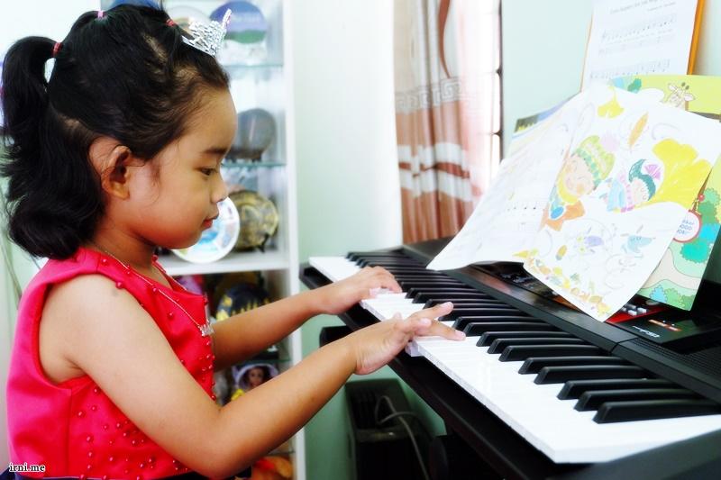 Katniss dan Piano