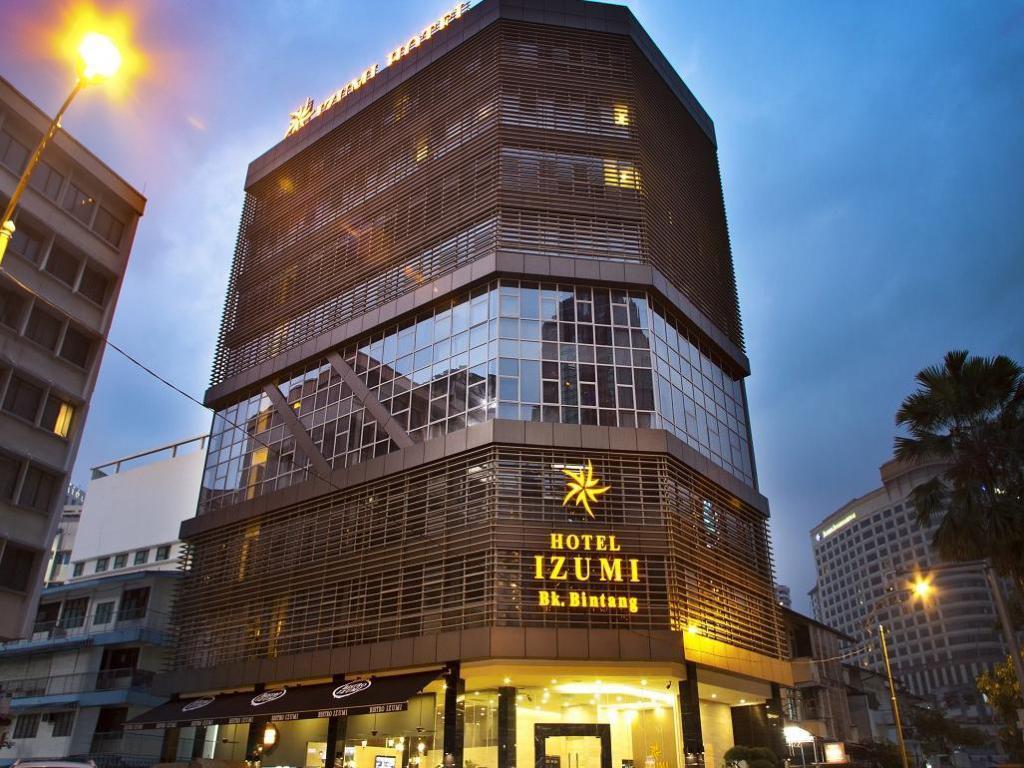 [Review Hotel] Izumi BukitBintang