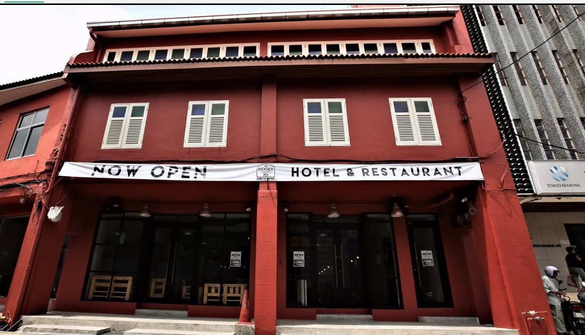 [Review Hotel] The Rucksack Caratel,Melaka