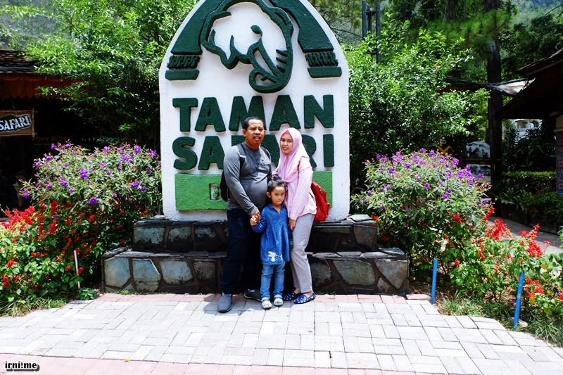 Jalan Jalan Ke Jakarta : TamanSafari